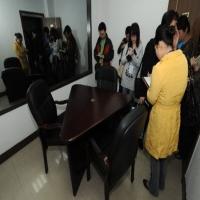 广州单向透视玻璃 定制单向可视玻璃