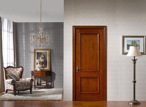 重庆实木烤漆门实木复合门原木门
