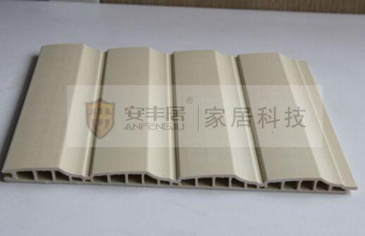 木塑四格板规格:2750*175*9mm 木塑四格板颜色可定制 木塑板规格,型号