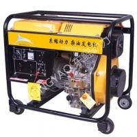 小型柴油发电机 3kw柴油发电机 3kw方便移动柴油发电机组