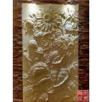 定做中式砂岩浮雕壁画背景墙仿铜树脂玻璃钢校园雕塑