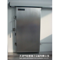 (C)LS型-手动单双开平移门/冷库门
