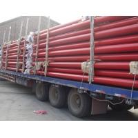 热涂塑钢管的企业万达,煤矿用注浆管,消防管,瓦斯管。