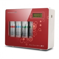晨水净水器 纯水机 卡接式过滤直饮机 厨房自来水净水机