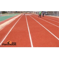 透气型塑胶跑道-跑道材料-运动空间材料-丰能环保