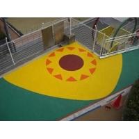 橡胶地垫_幼儿园橡胶地垫_运动空间营造者-丰能环保