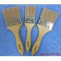 油漆刷,木柄棕刷