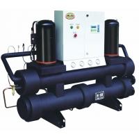 供应水地源热泵机组