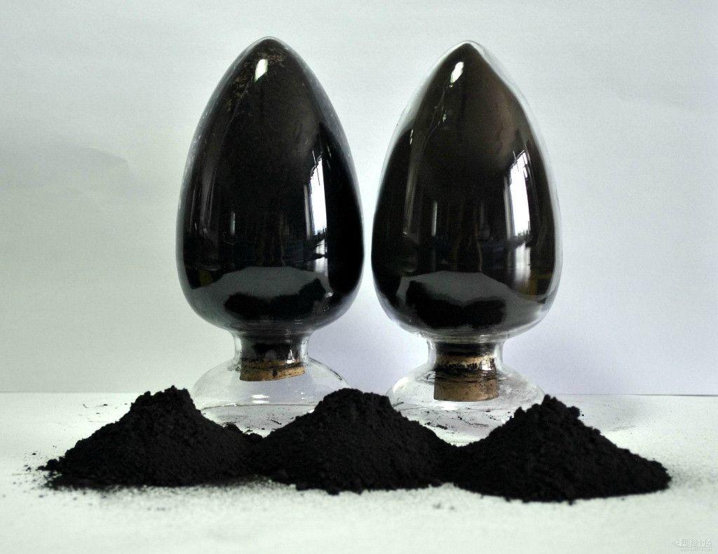 PVC光黑片用高光黑粉