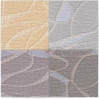 PVC塑胶地板地毯纹系列