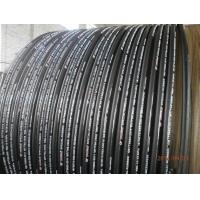 【低价直销】32-2层高压钢丝编织胶管 橡胶管 耐油管