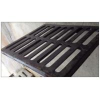 井盖球墨铸铁单篦子排水沟盖板窨井盖厨房用沟盖300×500×