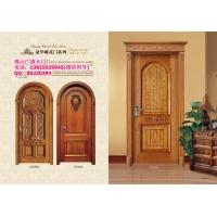 实木扣线门,实木雕花门,佛山广福烤漆木门厂