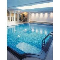 25规格48规格三色蓝水晶马赛克.玻璃游泳池马赛克