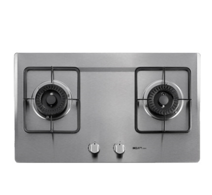 MQ名气厨房电器 630G不锈钢燃气灶 双效聚能 高效燃烧燃