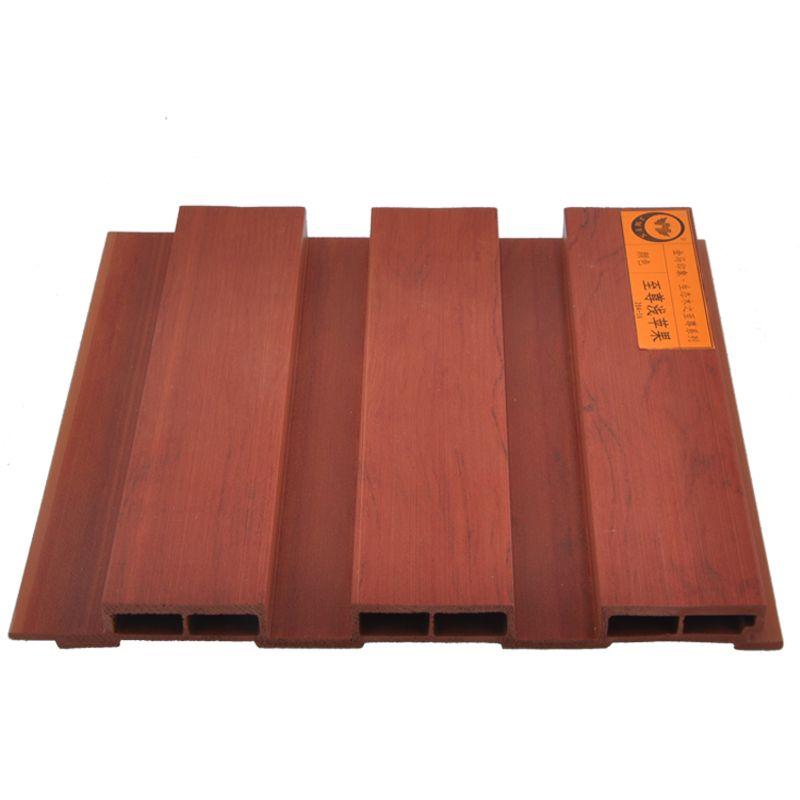 金马印象204大长城生态木板印花阳台吊顶装饰板材 生态木吊顶