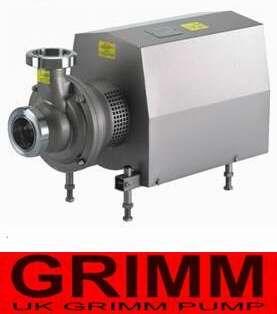 进口卫生级自吸泵