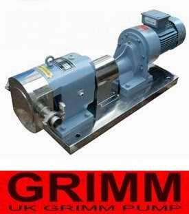 进口凸轮转子泵