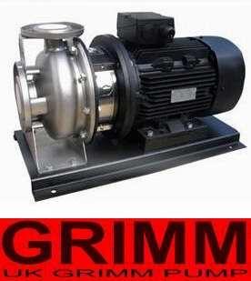 进口不锈钢卧式单级离心泵