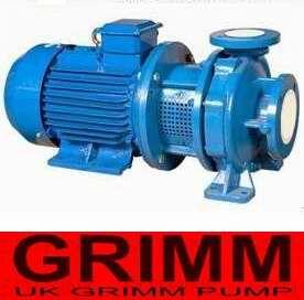 进口共轴式单级单吸离心泵