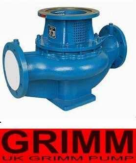 进口立式管道泵