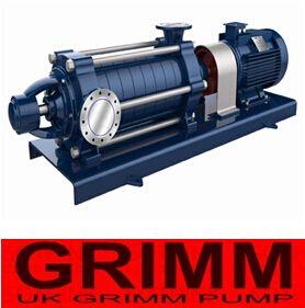 进口耐磨矿用多级泵