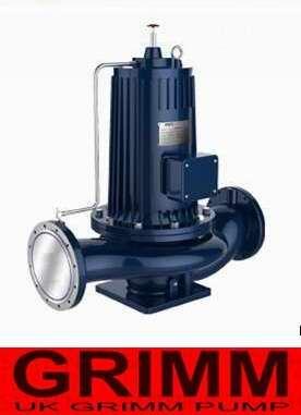 进口立式屏蔽泵
