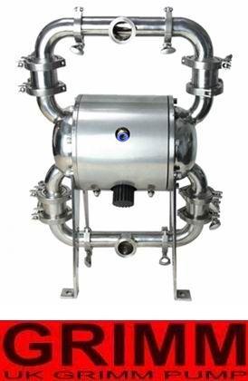 进口卫生级隔膜泵