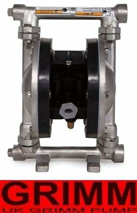 进口不锈钢气动隔膜泵