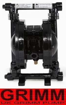 进口铸钢气动隔膜泵