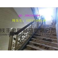 专业供应彩色不锈钢酒店护栏,酒店大门拉手,电梯扶手.