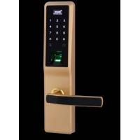 指纹密码防盗锁