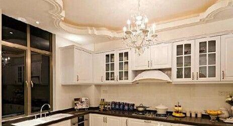 厨房卫生间吊顶装修效果图大全2014图片