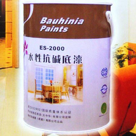 ES-2000水性抗碱底漆 | 陕西西安紫荆花漆