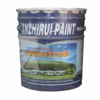 超薄型钢结构防火涂料 | 陕西西安紫荆花漆