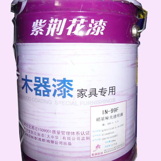 聚酯白底漆nd-07n-木器装修漆 | 陕西西安紫荆花漆