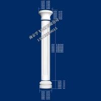 南京石膏线条厂家-南京学飞吊顶-罗马柱
