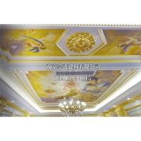 南京石膏线条厂家-南京学飞吊顶-GRG玻璃纤维增强石膏成型品
