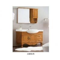世代帝森木业-实木浴室柜