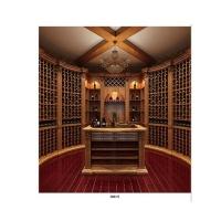 世代帝森木业-酒窖