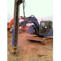 挖改液压切削钻