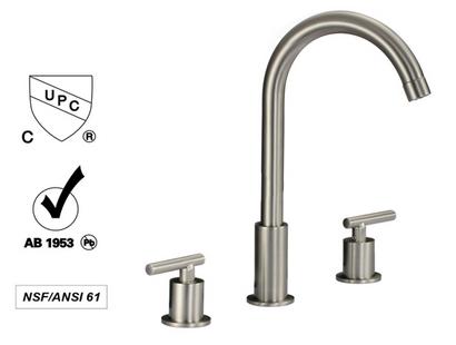 upc认证国际标准水龙头