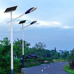 昆明6米桿太陽能路燈定制款 昆明太陽能庭院燈-- 貴標