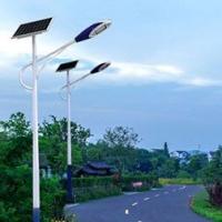 昆明6米杆太阳能路灯定制款/昆明太阳能庭院灯