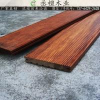 重竹地板 户外室内深度碳化木实木地板 拉丝防腐木高端竹地板