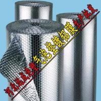 双层复合镀铝气泡膜保温防潮隔热材料