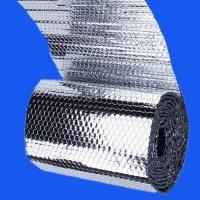 铝箔保暖材料纯铝环保隔热材珍珠棉气泡8mm 屋顶隔热材料厂家