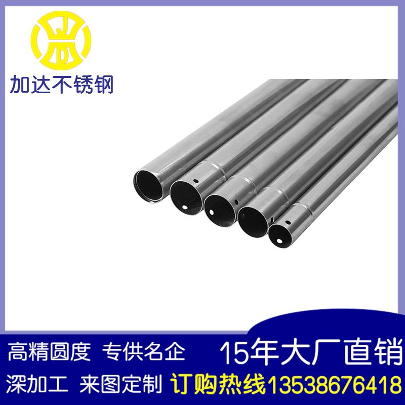 供应430不锈钢管家具管工业不锈钢管制品管规格齐全