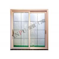 中空门厂家-中空门十大牌-南京安普门窗