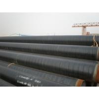 浩博大口径螺旋钢管,保温钢管,防腐钢管